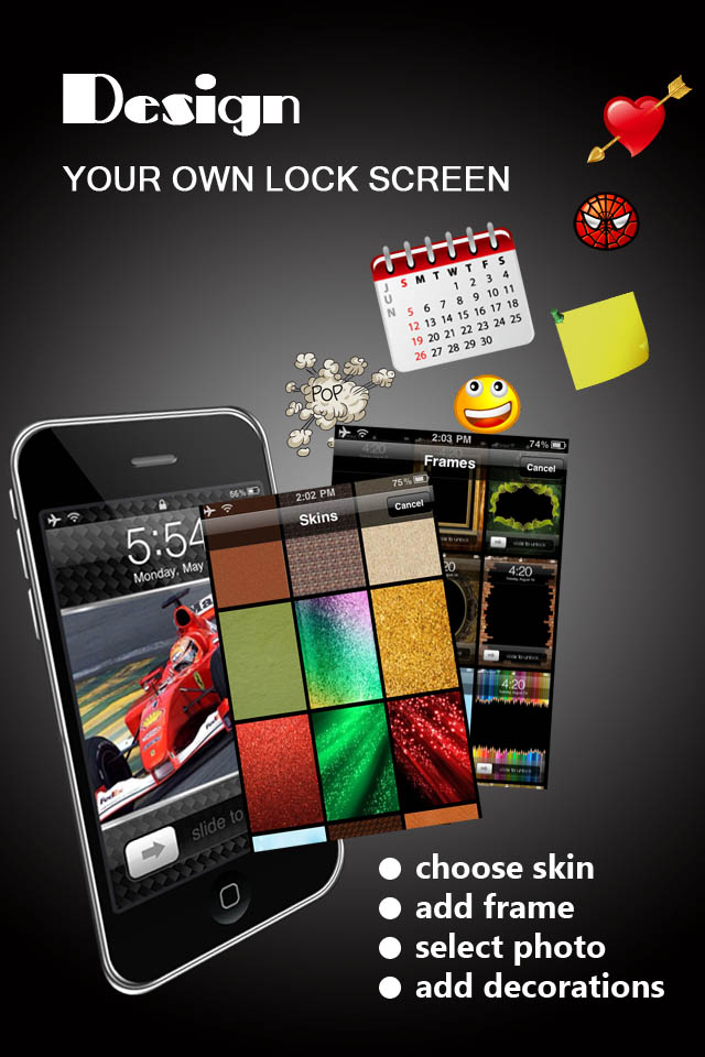Lock Screen Designer By ZHANG JINGYOU