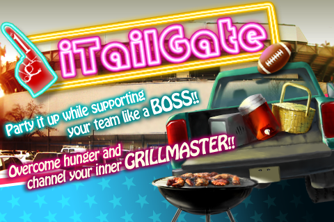 Screenshot iTailGate – BBQ Party